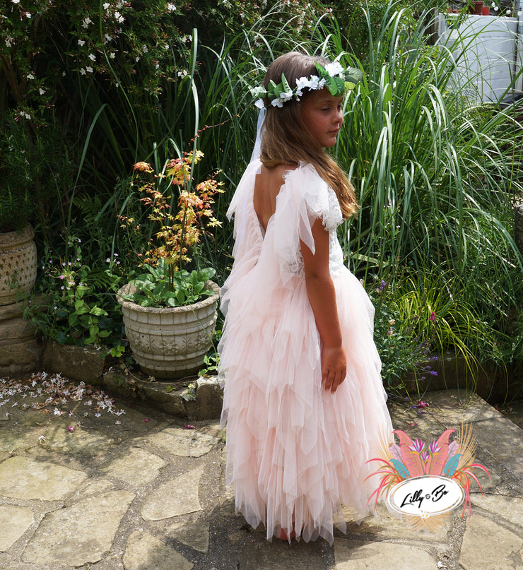 Serephina ~ Party or Flower Girl Dress