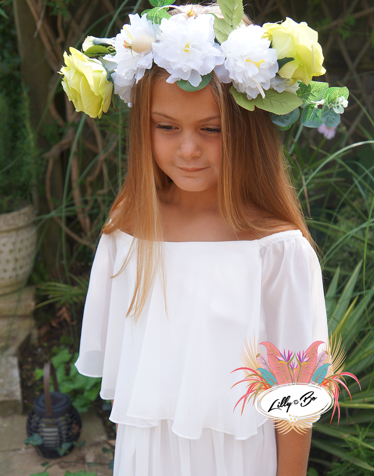 Tulip ~ Flower Girl or Party Dress