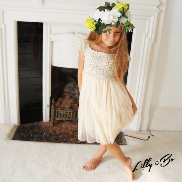 Abigail  ~ Party or Flower Girl Dress