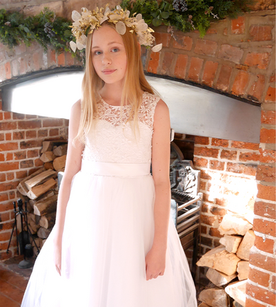 Serena ~ Flower Girl Dress