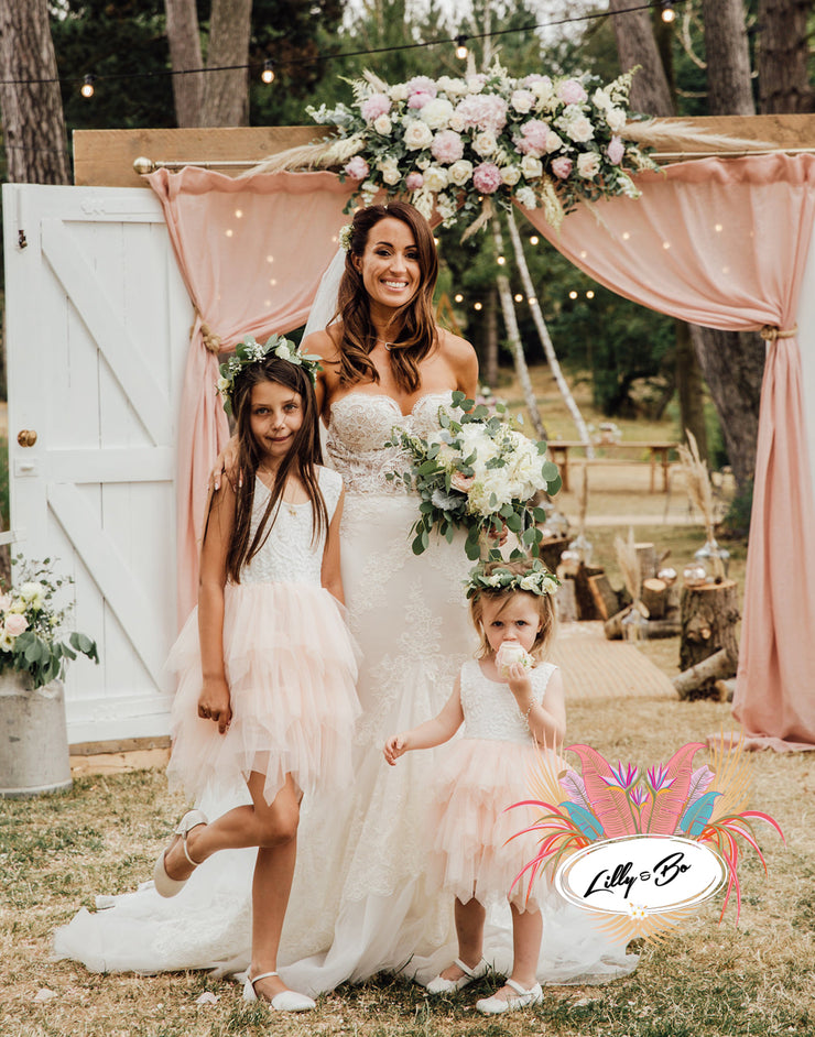 Aria ~ Party or Flower Girl Dress