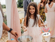 Aria in Apricot ~ Party or Flower Girl Dress