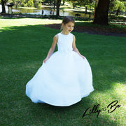 Lucrezia ~ Flower Girl | Communion | Ceremonial Dress