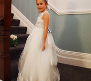Francis ~ Flower Girl or First Communion Dress