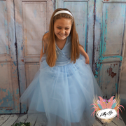 Greta Flower Girl or Communion Dress