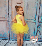 Sky Tutu in Yellow