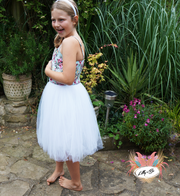Lula Tulle Dress ~ Party or Flower Girl Dress