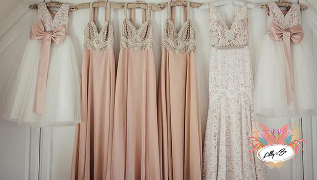 Maryanne - Ceremonial Dress {Blush}