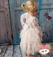 Milly ~ Party or Flower Girl Dress {Baby}