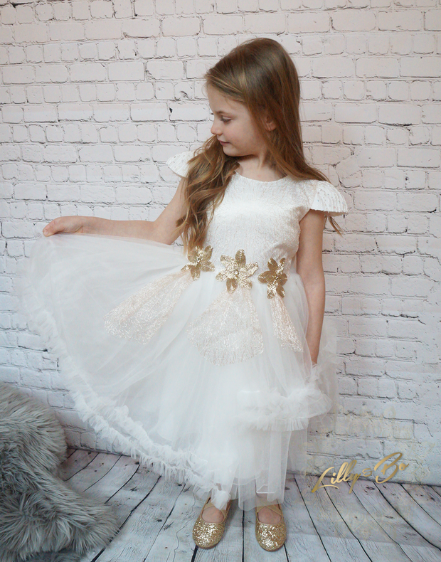 Romany ~ Flower Girl or Communion Dress