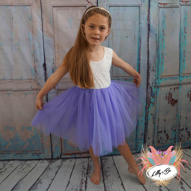 Sally ~ Party or Flower Girl Dress