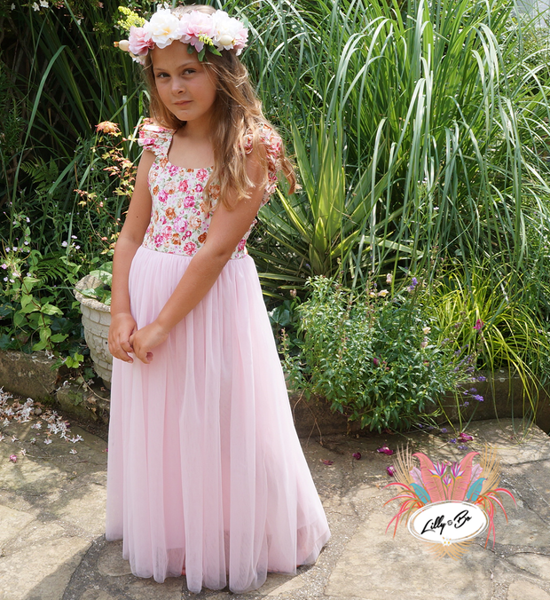 Talulah ~ Party or Flower Girl Dress