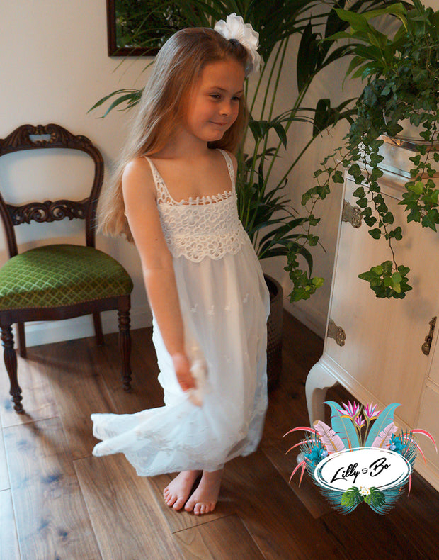 Tina ~ Party or Flower Girl Dress