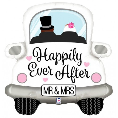 Happily Ever After Car