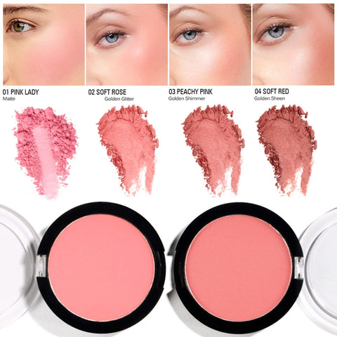 Face Blush Rouge Powder