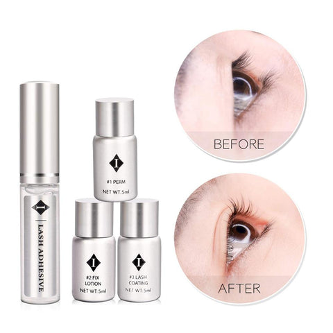 Quick Perm Lash Lift Eyelash Growth Kit