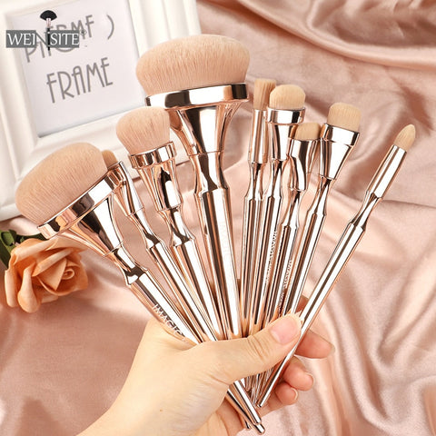 Glamour Makeup Brushes Set