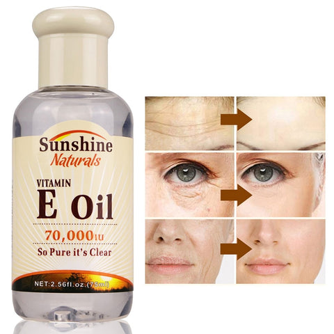 100% Natural Oil Anti Aging Face Serum