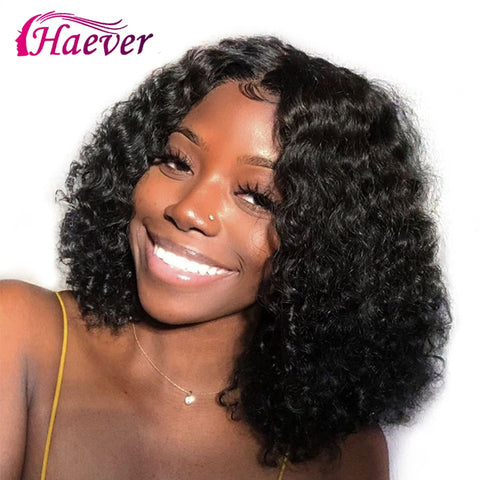Baby Short Curly Lace Wig