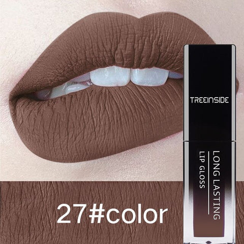30 Color Liquid Waterproof Matte Lipstick