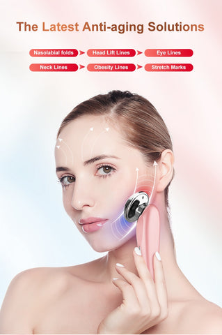 Mesotherapy Lifting LED Face Skin Device