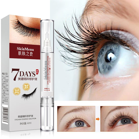Powerful Eyelash Growth 7 Days Serum Natural Curling