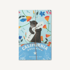 California Dreaming Notebooks S/2