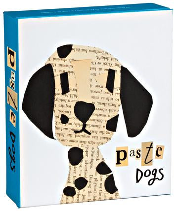 Paste Dogs Notecards S/20