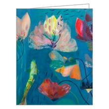 Waterlily Garden Notecards S/20
