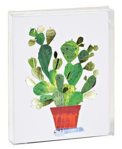 Cactus Notecards S10