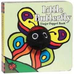 Little Butterfly Finger Puppet Book