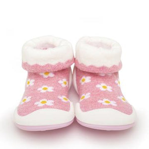 Daisies Baby Shoe by Komuello