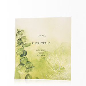 Eucalyptus Bath Salt Envelope