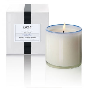 Fog & Mist Signature Candle by Lafco