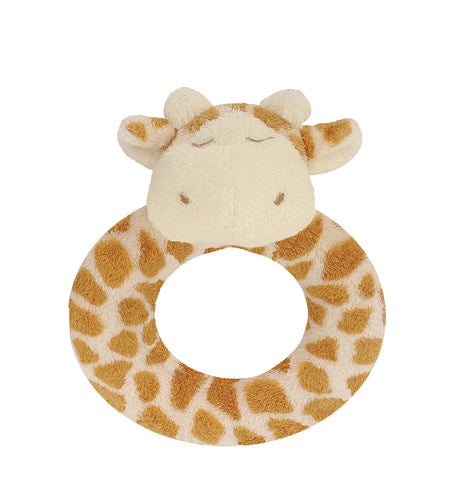 Giraffe Ring Rattle