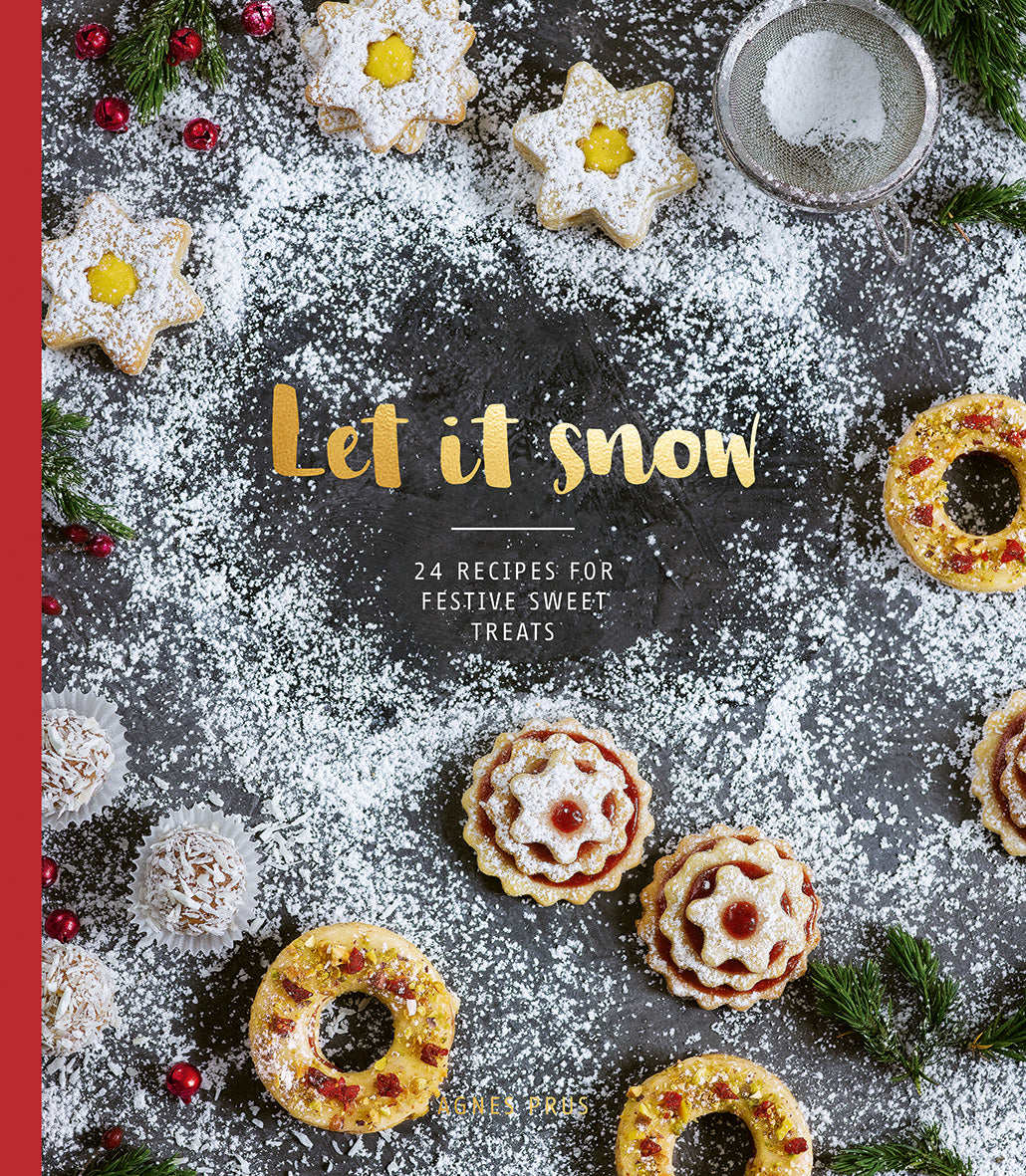 Let It Snow 24 Recipes