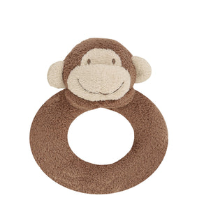 Monkey Ring Rattle