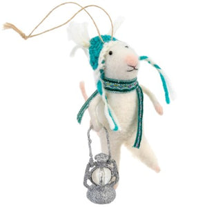Night Watch Nelson Mouse Ornament