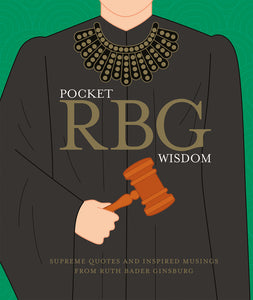 Pocket Words of Wisdom RBG