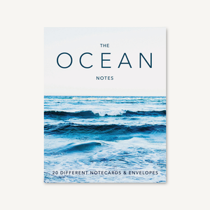 Ocean Notecards