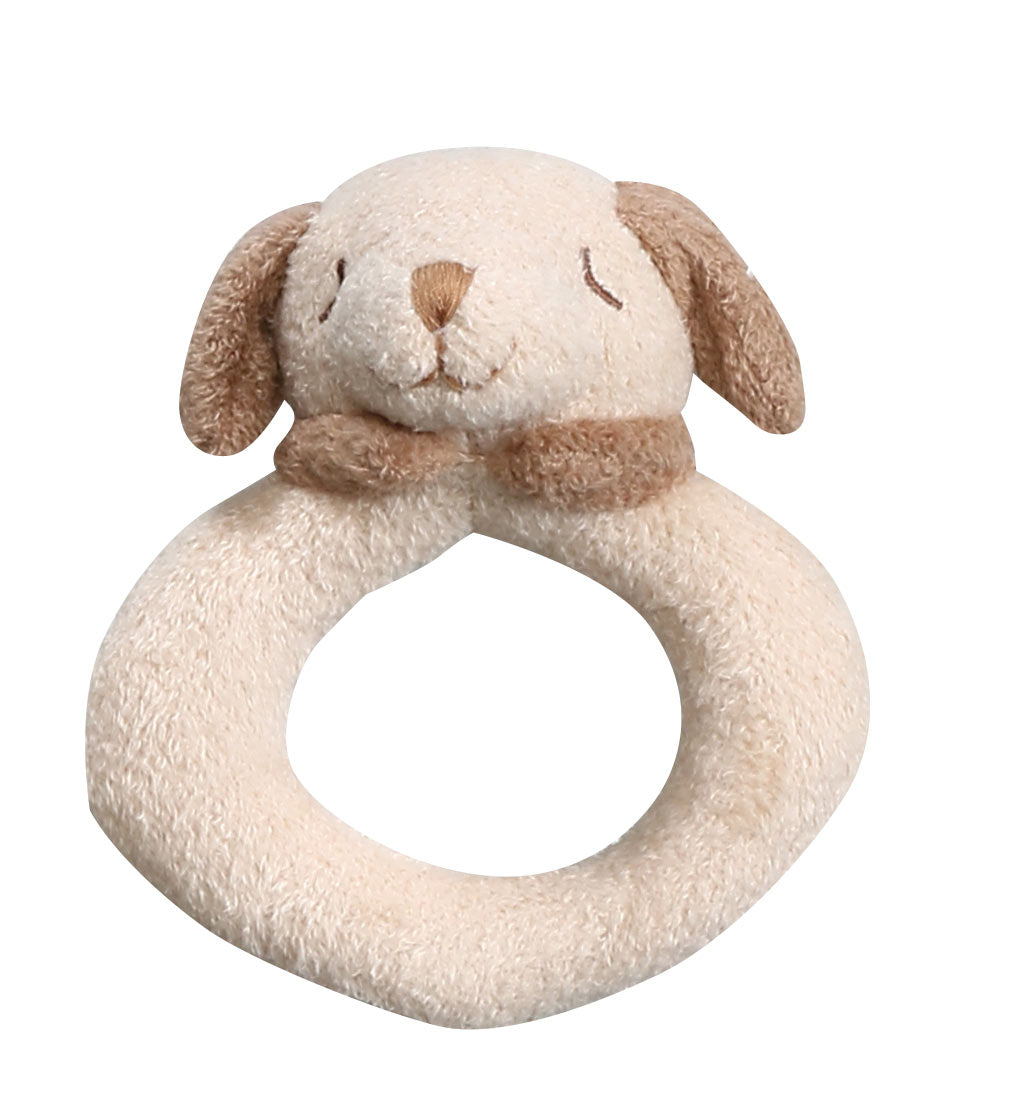 Puppy Ring Rattle