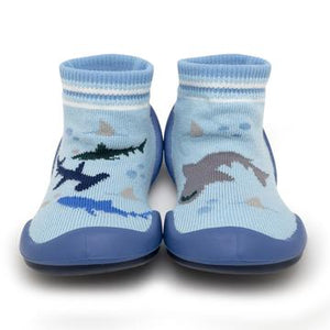 Shark Tank Baby Shoe by Komuello