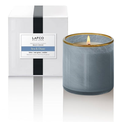 Sea & Dune Signature Candle by Lafco