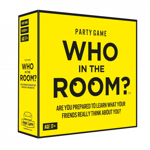 Who In The Room Trivia Game