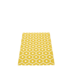 Pappelina Honey Rug Mustard