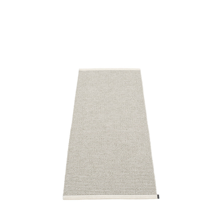 Pappelina Large Mono Rug Fossil Grey