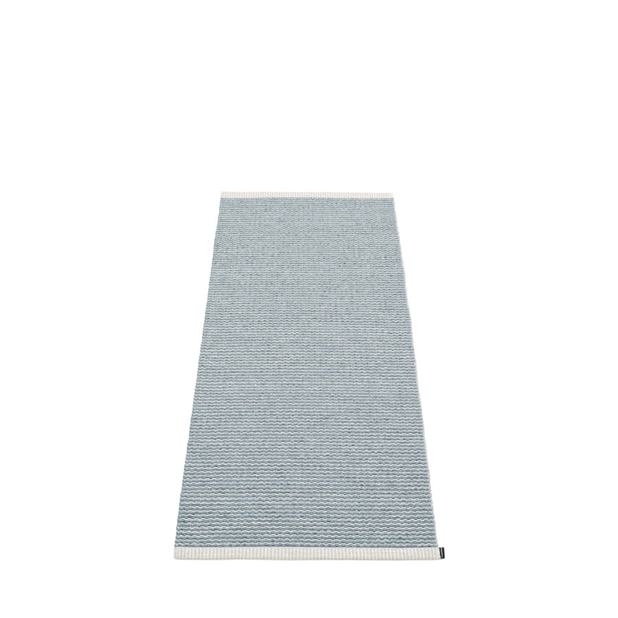 Pappelina Large Mono Rug Storm Grey