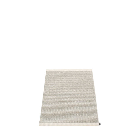 Pappelina Small Mono Rug Fossil Grey