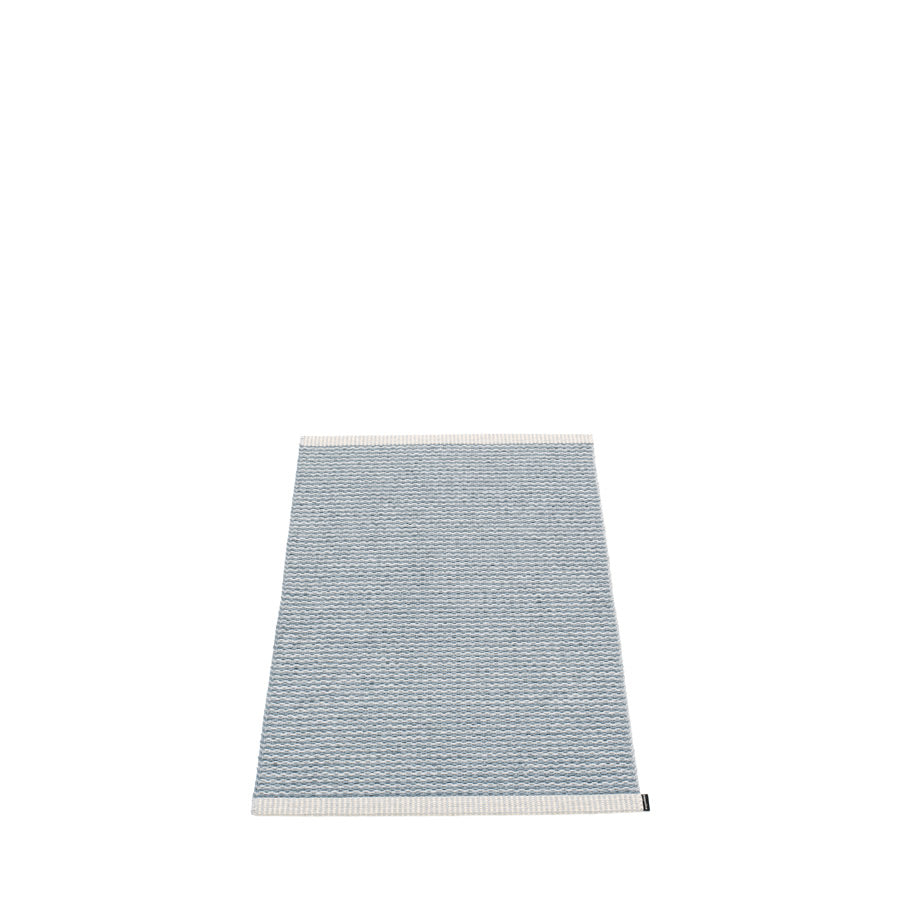 Pappelina Small Mono Rug Storm Grey