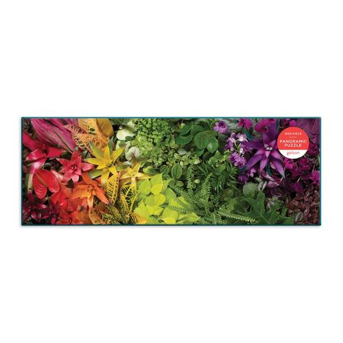Plant Life Panoramic Puzzle